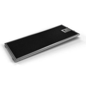 Bosch Dunstabzug Design Klarglas schwarz Filter DWF97KS69