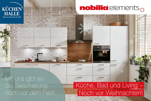 Küche sofort nobilia elements küchenhalle winnenden