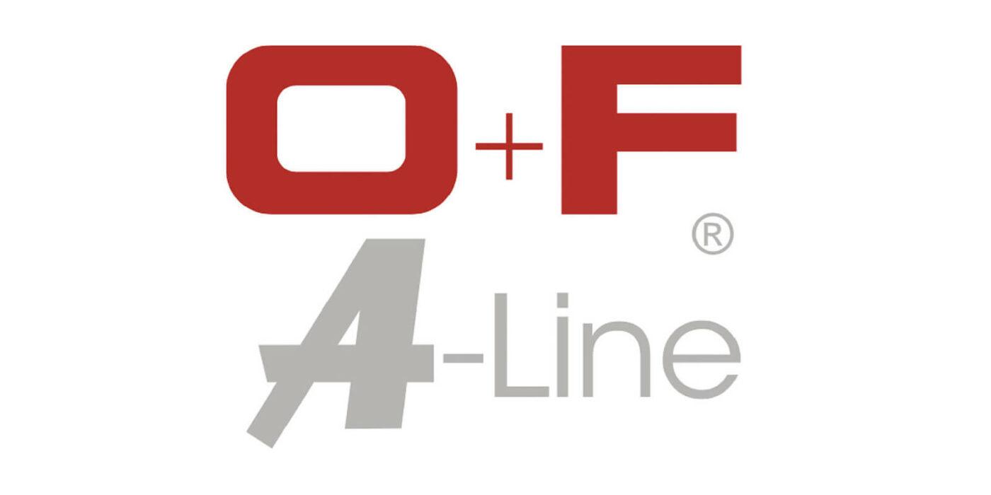 o+f a line logo